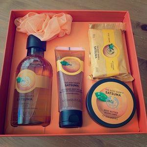 The Body Shop Satsuma Collection Gift Set BN